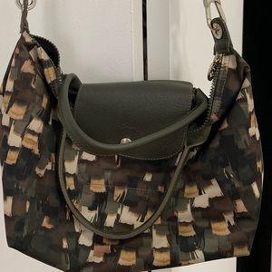 Longchamp Nylon Bag Beautiful Camo